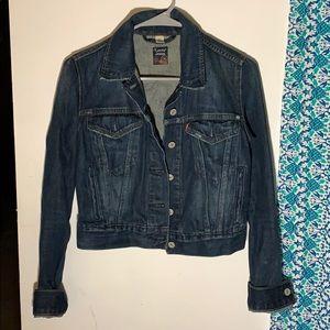 Levi's Jean jacket size sm